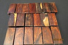 "COCOBOLO LUMBER  1 1/2"" x 3""  TURNING STOCK BOTTLE STOPPERS"