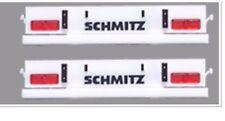 Herpa Schmitz Stoßstange für Auflieger•2 Stück