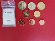 Pièces euro de Chypre Année 2010