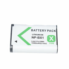 Battery NP-BX1 NPBX1 for  Sony Cyber-Shot DSC-H400 DSC-HX400 DSC-WX350 HX60