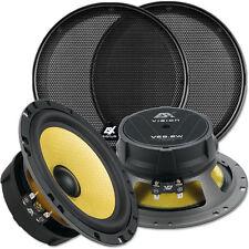 ESX VISION VE 6.2W - 165mm Kickbässe Lautsprecher Paar 16,5cm Kickbass Woofer