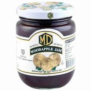 MD WoodApple Jam 100% Natural Organic Fruit High Quality Glass Jar 300g