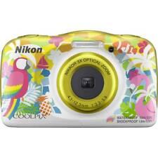 Nikon W150 Hawaii Digitalkamera 13.2 Megapixel Opt. Zoom: 3 x Bunt, Weiß