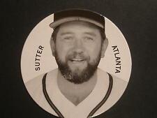 Bruce Sutter 2013 Panini Cooperstown Colgan's Chips #139 Atlanta Braves Mint