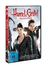 DVD * HÄNSEL UND GRETEL : HEXENJÄGER # NEU OVP +