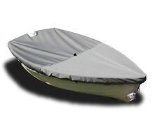 Walker Bay 8 Sailboat - Boat Deck Cover - Gray Poly