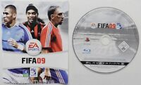 OCCASION jeu FIFA 09 playstation 3 PS3 francais sport foot 2009 loose + notice