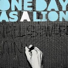 One Day as a Lion [Digipak] by One Day as a Lion (CD, Jul-2008, Anti-)