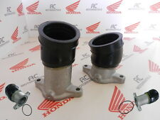 Honda CX 500 1978-1984 manifold insulator carburetor set left and right