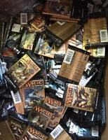 Magic New Random Sealed booster pack x1 PLUS 10 FOILS! Ixalan, Revise, Dark, mtg