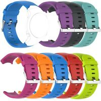 Silicone Watch Band Wriststrap for Garmin Approach S3 Touchscreen Golf Watch