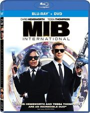 Men in Black International (Blu-ray + Dvd,2019)