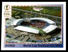 Panini World Cup Korea/Japan 2002 - Jeonju - World Cup Stadium No. 11