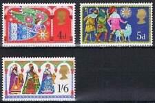 Engeland postfris 1969 MNH 532-534 - Kerstmis / Christmas