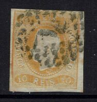 Portugal SC# 18, Used, tiny lower left margin cut -  Lot 031917