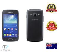 NEW Samsung Galaxy Ace 3 GT-S7275R 8GB Metallic Black UNLOCKED Phone