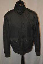 Levis black Harrington jacket in size Large mod skin rockabilly