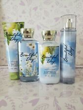 Bath & Body Works GIFT Set BEAUTIFUL DAY ~ 4 pc LOT w FREE Shipping