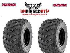 (2) Kenda Klaw XC K533 Rear Tires 20x11-9 TRX 450R 250R YFZ LTR KFX Z400 Raptor