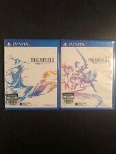 Final Fantasy X & X-2 PS VITA (Asian English)