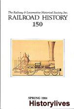 Railroad History 150 Norris Locomotive Works Nava Scotia Siberia Philadelhia