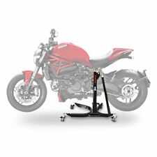 Cavalletto Alza Moto Centrale Ducati Monster 1200/ S 14-18 Carrello Sposta