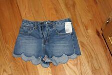 NWT H&M Jean Shorts Size 4