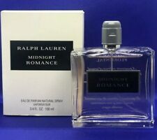 🌟New MIDNIGHT ROMANCE by Ralph Lauren Women's Perfume Spray 3.4 Oz 🌟