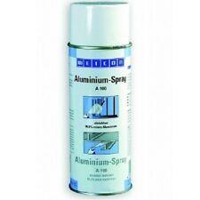 WEICON Aluminium-Spray A-100 abriebfest Alu Spay Reinheitsgrad von ca. 99,5%