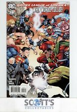 JUSTICE LEAGUE OF AMERICA  #28  VF+