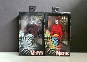 NECA - Misfits - The Fiend - Black & Red - 2 Box Set