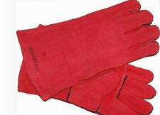 CLEARVIEW LEATHER STOVE GLOVES
