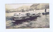 KOBE SHIPYARDS JAPAN BOAT ORIGINAL VINTAGE OLD PHOTO 12x6cm NE