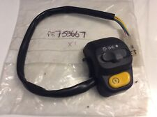 PEUGEOT 100 Speedfight Trecker Vivacity RIGHT HANDLEBAR SWITCH Starter PE 753667