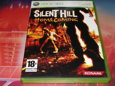 jeu xbox 360 silent hill home coming complet avec notice