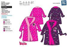 f1f1858d13e63 Pyjamas robe violette pour fille de 2 à 16 ans