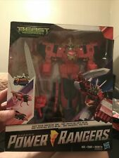 Power Rangers Beast Morphers Hasbro Smash Racer Converting Zord Figure - MIB NEW