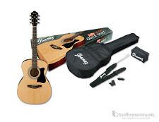 Ibanez Acoustic Quick Start JamPack IJVC50 Grand Concert Guitar Starter Pack
