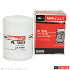 Engine Oil Filter-VIN: D, FI MOTORCRAFT FL-500-S