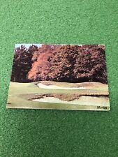 Vintage Merion Golf Club Golf Scorecard Unused