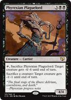 MTG Magic - (R) Commander 2015 - 4x Phyrexian Plaguelord x4 - NM/M