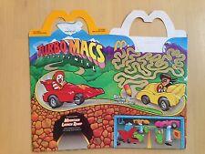 1988 McDonald's Happy Meal Box, Turbo Macs, Mountain Launch Ramp