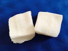 5000pcs Dochem Woven Non-Sterile Gauze Sponge,2x2-8ply ,200pcs/pack,25pack
