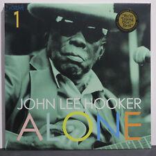 JOHN LEE HOOKER 'Alone Vol 1' Vinyl LP + Download NEW/SEALED