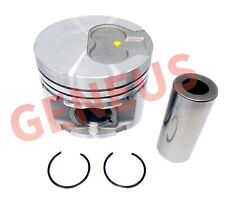 Piston with pin for Lombardini engine LDW1603 INDIRECT INJECTION   STD 0.50 1.00