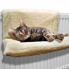 Cat & Dog Radiator Bed Hanging Pet Sleep Aid Warm Cosy Sleeping Comfort Cushion