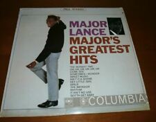 Major Lance Greatest hits  Original stereo LP  Northern Soul
