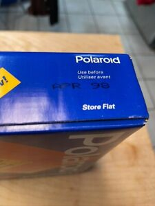 New in Box Polaroid Polacolor 64asa Tungsten 4x5 film 20 sheets expired 04/1998