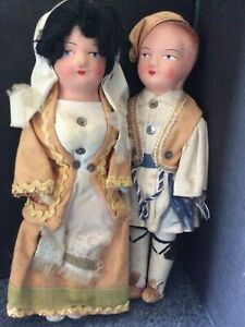 Russian Doll Couple