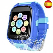 Impermeable GPS Smartwatch para Niños, Reloj inteligente Phone con GPS LBS